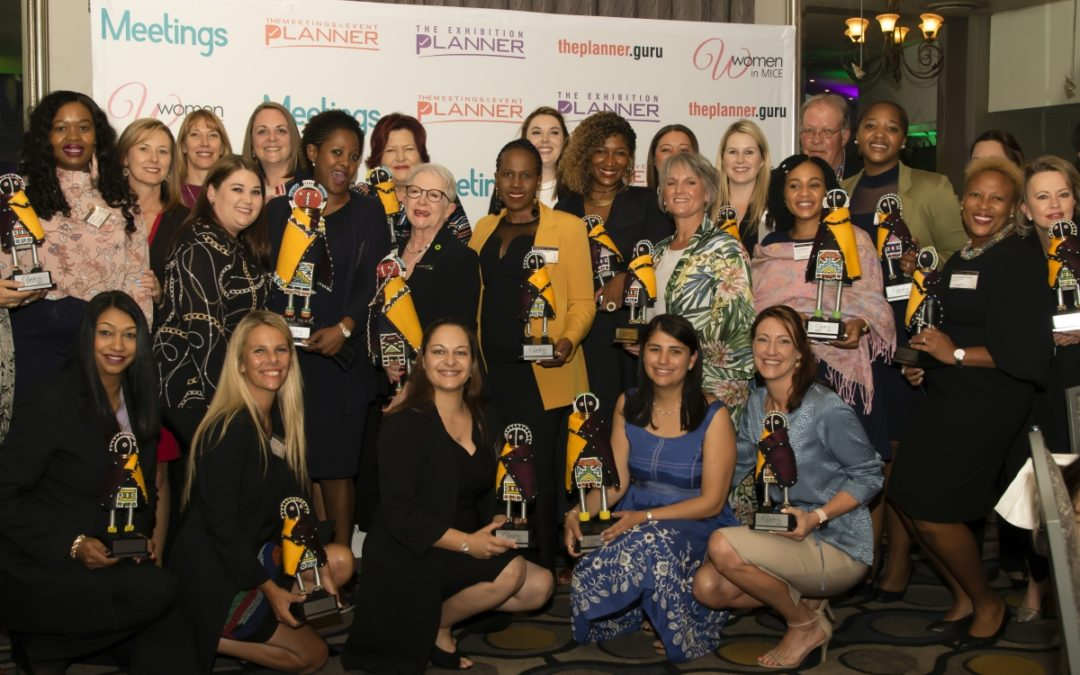 3S Media announces the winners of the Top Women in MICE Awards 2019